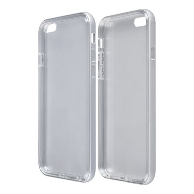 Гаджет   Anti - dust Aluminium TPU Back Cover Case for iPhone 6  -  4.7 inch iPhone Cases/Covers