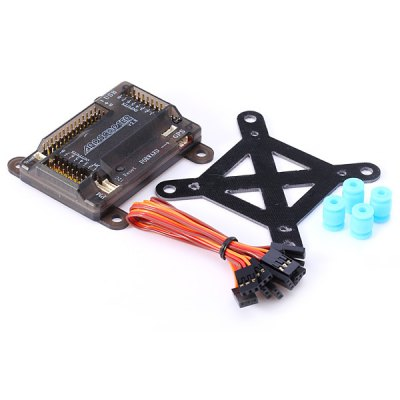 APM2.8 Flight Controller + Multi-head wire with Anti-shock board for Multicopter