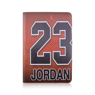 Гаджет   360 Degrees Rotation Jordan Design Pad Cover PU Case Skin with Stand Function for iPad Mini iPad Cases/Covers