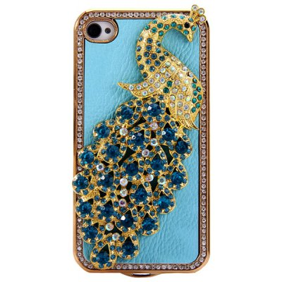 PC Material Back Cover Case for iPhone 4 4S