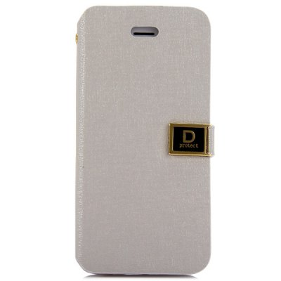 ФОТО KINSTON Card Holder Design Support Protective Cover Case of PC and PU Material for iPhone 5 5S