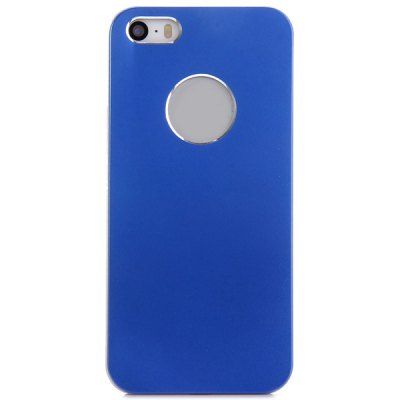 ФОТО KINSTON Aluminium Alloy Material Frosted Protective Back Cover Case for iPhone 5 5S