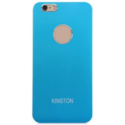 ФОТО KINSTON Aluminium Alloy Material Frosted Protective Back Cover Case for iPhone 6  -  4.7 inch