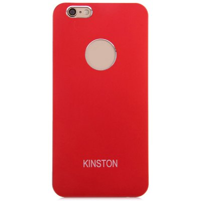 KINSTON Aluminium Alloy Material Frosted Protective Back Cover Case for iPhone 6  -  4.7 inch