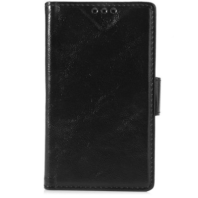 Гаджет   Oily Sense of Touch PU Cover Case with Support and Card Holder for N435 Other Cases/Covers