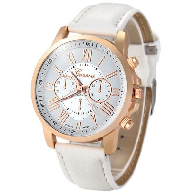 Geneva Ladies Fashion Quartz Watch