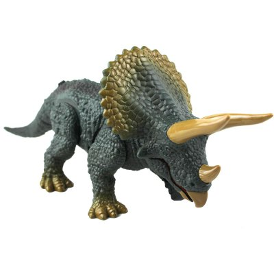IR 3CH Remote Control Triceratops Dinosaur Toy