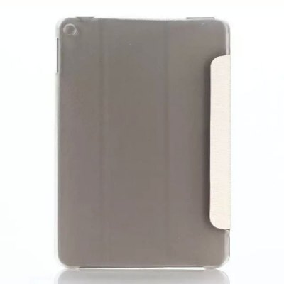 ФОТО Solid Color Triple Folding Stand Design Full Body Case for Nokia N1