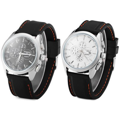 ФОТО Badace 2202 Date Display Water Resistance Male Quartz Watch