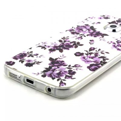 Purple Flowers Pattern TPU Material Phone Back Cover Case for Samsung Galaxy S6 G9200Samsung Cases/Covers<br>Purple Flowers Pattern TPU Material Phone Back Cover Case for Samsung Galaxy S6 G9200<br><br>Compatible for Sumsung: Galaxy S6 G9200<br>Features: Back Cover<br>Material: TPU<br>Style: Floral<br>Product weight: 0.030 kg<br>Package weight: 0.081 kg<br>Product size (L x W x H) : 14.5 x 7.1 x 1 cm / 5.70 x 2.79 x 0.39 inches<br>Package size (L x W x H): 14.7 x 7.3 x 1.2 cm / 5.78 x 2.87 x 0.47 inches<br>Package Contents: 1 x Case