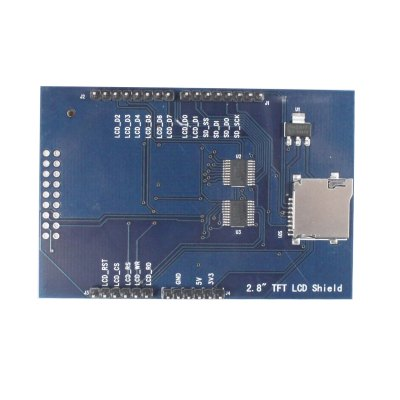 Гаджет   2.8 inch TFT Touch LCD Screen Display Module for Arduino UNO R3 LCD,LED Display Module