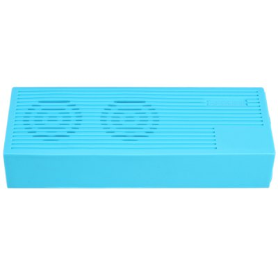Гаджет   Bluetooth V3.0 Speaker with 4000mAh Power Bank Support for Hands - free Calls USB / TF / Mic Port Speakers