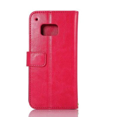 ФОТО Card Holder Stand Design PU Leather Protective Cover Case for HTC One M9