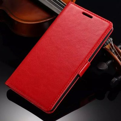 Card Holder Stand Design PU Leather Protective Cover Case for LG G4