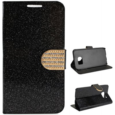 PU Leather Cover Case Card Holder for Samsung Galaxy S6 G9200