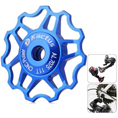 Kactus A09 CNC 11T Jockey Wheel Rear Derailleur Pulley with Alluminum Alloy Material for SHIMANO SRAM / 7 / 8 / 9 / 10 Speed