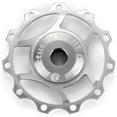 Фотография Kactus A10 CNC 11T Wheel Rear Derailleur Pulley with Alluminum Alloy Material for SHIMANO SRAM / 7 / 8 / 9 / 10 Speed