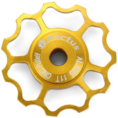 Фотография Kactus Jockey Wheel Rear Derailleur Bicycle Pulley for SHIMANO SRAM