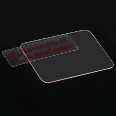 9H Hardness Premium Tempered Glass Screen Protector Guard Anti Shatter for Apple Watch 42mmApple Watch Screen Protectors<br>9H Hardness Premium Tempered Glass Screen Protector Guard Anti Shatter for Apple Watch 42mm<br><br>Material: Other<br>Color: Transparent, Red<br>Function: Screen Protector for Apple Watch / iWatch<br>Features: 0.3mm thickness with 9H hardness<br>Package Weight: 0.04 kg<br>Product Size: 3.15 x 2.55 x 0.30 cm / 1.24 x 1.00 x 0.12 inches<br>Package Size: 6.5 x 6.5 x 2.0 cm / 2.55 x 2.55 x 0.79 inches<br>Package Contents: 1 x Tempered Glass Membrane Film Screen Protector for iWatch Apple Watch 42mm, 1 x Wet Wipe, 1 x Dry Wipe