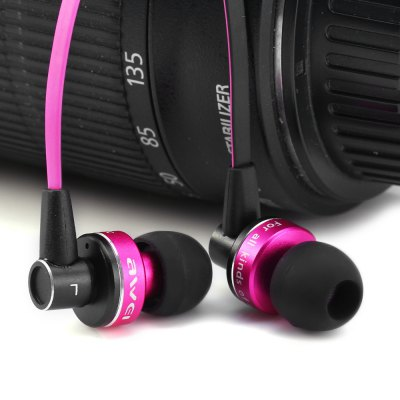 Фотография Awei ES  -  90vi 1.2m Cable In - ear Earphone with Mic Volume Control