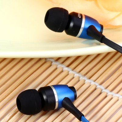 Фотография Awei S80vi 1.25m Cable Metal Rock In - ear Earphone with Mic Volume Control
