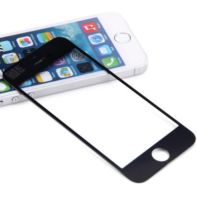 Фотография Replacement LCD Front Outer Screen Glass Lens with Tools Kit for Apple iPhone 5S SE