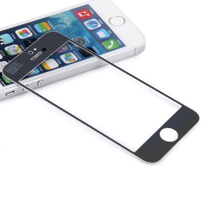 Фотография Replacement LCD Front Outer Screen Glass Lens with Tools Kit for Apple iPhone 5S
