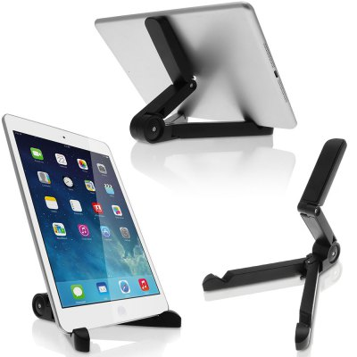 Tablet Holder Fold-up Stand for 7 - 10 inch Tablet PC
