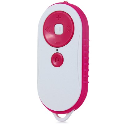 i.Selfie  -  Pro Bluetooth Wireless Multimedia Camera Selfie Remote Control for iOS Android