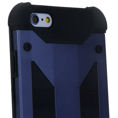 Фотография Armor Hybrid Bumper Composite Protector Cover Case for Apple iPhone 6 4.7 inch