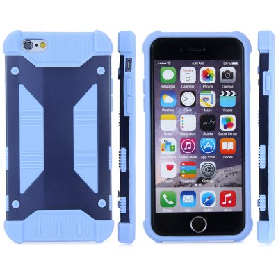 Armor Hybrid Protector Cover Case for Apple iPhone 6 4.7 inch