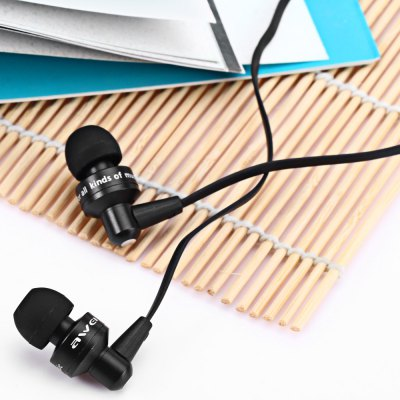 Фотография Awei ES  -  710i 1.2m Flat Cable Design In - ear Earphone with Mic for Smartphone Tablet PC