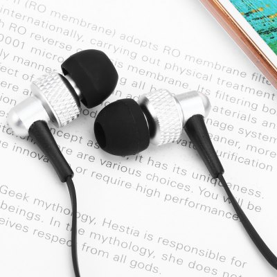 Фотография Awei ES  -  400i 1.25m Cable In - ear Earphone with Mic for Smartphone Tablet PC