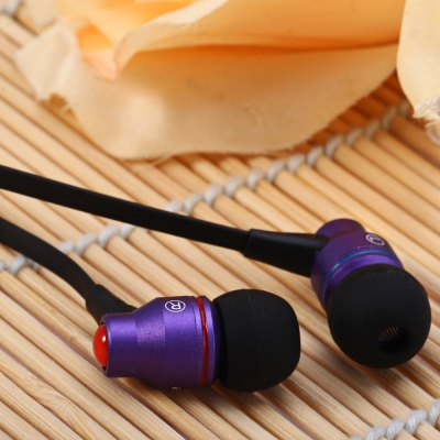 Фотография Awei TE800i 1.2m Flat Cable Design In - ear Earphone with Mic for Android Mobile Phone