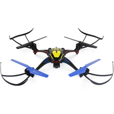 ФОТО NIHUI TOYS U807 Magnetic Compass Headless Mode 2.4GHz RC Quadcopter 6 Axis Gyro 360 Degree Stumbling RTF UFO with 2.0MP HD Camera
