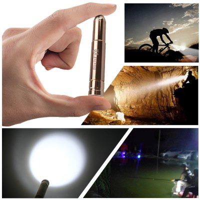 RichFire SF-364 200Lm 1-Mode Super Mini LED Flashlight