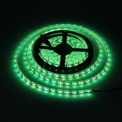 ФОТО 5 Meters 72W 300 SMD 5050 LEDs Voice - activated RGB Ribbon Light IP65 Water Resistance DIY Strip Lamp Kit  -  12V 5A