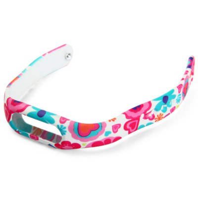 Фотография Flower Style Watch Strap TPU Band for Xiaomi Miband / 1S