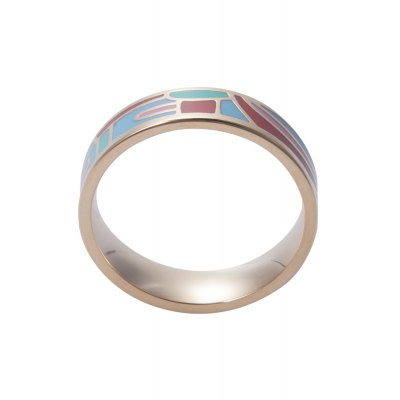 Round Printed Ring от GearBest.com INT