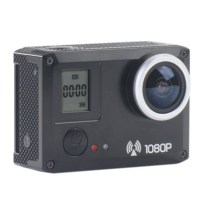 Amkov AMK5000S Wireless WiFi Waterproof Sports Action CameraAction Cameras<br>Amkov AMK5000S Wireless WiFi Waterproof Sports Action Camera<br><br>Brand: Amkov<br>Chipset Name: Sunplus<br>Model: AMK5000s<br>Type: Sports Camera<br>Chipset: 9612<br>Max External Card Supported: TF 32G (not included)<br>Class Rating Requirements: Class 10 or Above<br>Screen size: 0.65inch<br>Screen type: LCD<br>Charge way: 3110<br>Working Time: 3 hours of continuous use (1080P 30fps)<br>Battery Type: Removable<br>Image Sensor: 20 million CMOS<br>Decode Format: H.264,MJPG<br>Video format: MOV<br>Video Resolution: 1080P (1920 x 1080),720P (1280 x 720),VGA (640 x 480)<br>Video System: NTSC<br>Video Frame Rate  : 30FPS,60FPS<br>Video Output : HDMI<br>Image Format : JPEG<br>Image resolution: 14M (4608?3072),18M (4896 x 3672),20M (5152 x 3864)<br>Audio System : Built-in microphone/speacker (AAC)<br>White Balance Mode: Auto<br>HDMI Output: Yes<br>Interface Type: HDMI,Micro USB,SD Card Slot<br>Language: English,French,German,Italian,Japanese,Korean,Simplified Chinese,Spanish<br>Product weight: 0.072 kg<br>Package weight: 0.510 kg<br>Product size (L x W x H): 5.90 x 4.10 x 2.30 cm / 2.32 x 1.61 x 0.91 inches<br>Package size (L x W x H): 24.00 x 18.00 x 8.00 cm / 9.45 x 7.09 x 3.15 inches<br>Package Contents: 1 x AMK5000S DV (with waterproof case), 1 x USB Cable, 1 x Camera Case, 4 x Support Accessories, 2 x 3M Base, 2 x Buckle Wire, 1 x Band, 1 x Battery, 1 x English / Chinese User Manual