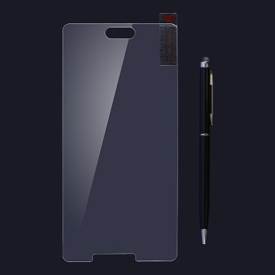 Ultrathin 0.3mm 9H Hardness Tempered Glass Screen Protector with Touch Pen for iPhone 6  -  4.7 inch
