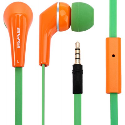 Awei ES - Q7i Noise Isolation In-ear Earphone