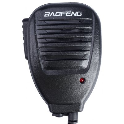 BaoFeng 5R - Mic Rotating Hand Microphone Handheld Microphone for Walkie Talkie