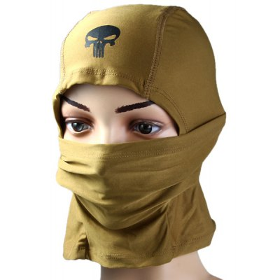 Breathable Skiing Hat Fishing Hoods Mask Head Cap for Kids