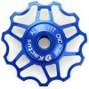 Kactus A09 CNC 11T Jockey Wheel Rear Derailleur Pulley with Alluminum Alloy Material for SHIMANO SRAM / 7 / 8 / 9 / 10 Speed deal
