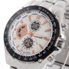 Miler A8272 Quartz Watch Non - functioning Sub - dials Stainless Steel Strap for Men photo