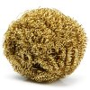Copper Spiral Scourer Cleaning Ball for Machine Tool + Storaging Box for sale
