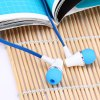 Awei ES  -  300i 1.2m Flat Cable Design In - ear Earphone with Mic for Smartphone Tablet PC deal