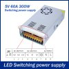 cheap 300W 60A DC 5V Switching Power Supply Transformer for LED Strip Light