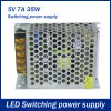 AC 85  -  264V to DC 5V 35W 7A Switching Power Supply for LED Tape Light for sale